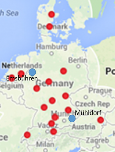 Mühldorf und Emsbuehren